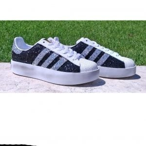 adidas personalizzate, adidas superstar personalizzate, superstar borchie, adidas superstar borchie, adidas glitter, adidas personalizzate glitter, adidas bold