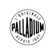 Palladium, shop online, palladium logo