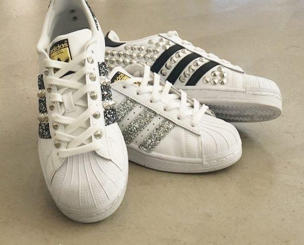 ADIDAS SUPERSTAR Exclusive custom Sneakers