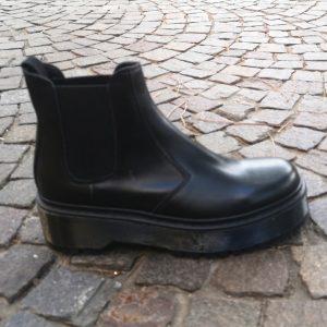 Polacchino elastico - SCHUSTER -Polacchino lacci - SCHUSTER - il calzolaio shop -