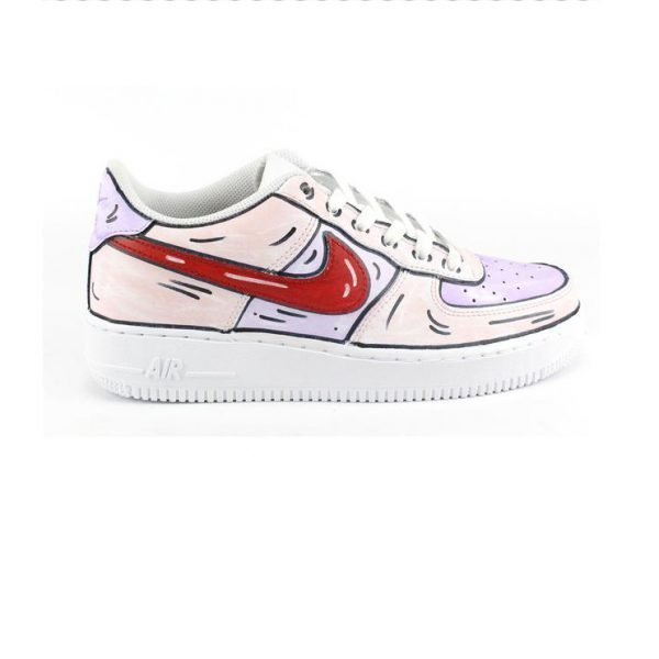 nike personalizzate - iulcalzolaioshop - nike - sneakers - NIKE AIR FORCE 1 '07 CARTOONS
