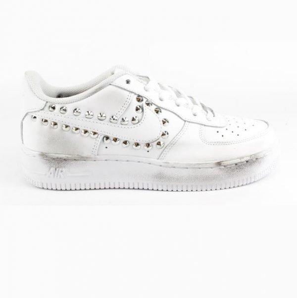 nike personalizzate - iulcalzolaioshop - nike - sneakers - NIKE AIR FORCE 1 '07 CARTOONS
