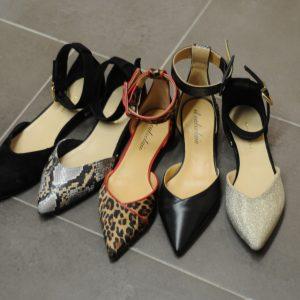 Scarpa aperta lati - ilcalzolaioshop - scarpa - linea donna