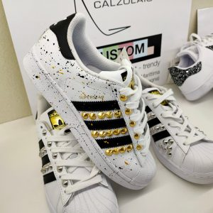 Adidas Personalizzate - sneakers - ilcalzolaioshop - custom shoes