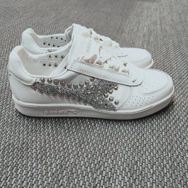 Diadora - Sneakers - linea donna - scarpe personalizzate -