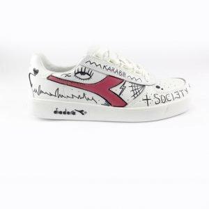 DIADORA - ilcalzolaioshop - sneakers - B.ELITE EYE & SWORD