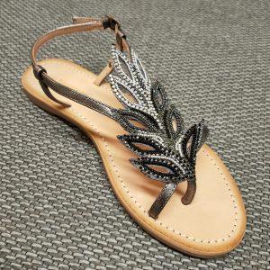 Sandalo - ilcalzolaio - ilcalzolaioshop - sandalo oro