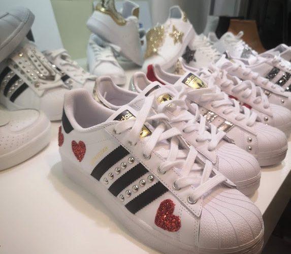 Adidas Personalizzate - custom Addict - ilcalzolaioshop -