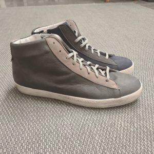 Sneakers polacchino lacci Schuster